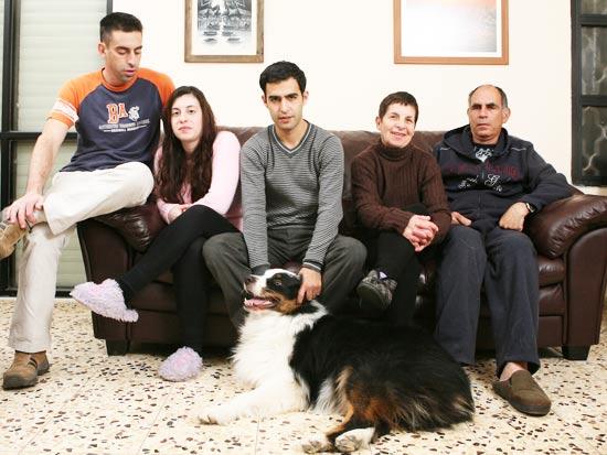משפחת בלפרמן / צלם: עינת לברון